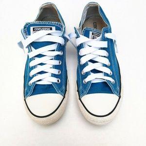 Converse Azure Blue Women's size 9